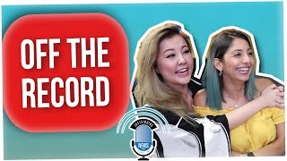 Off The Record: Gina is OLD AF Now, and Steve is MEAN!!