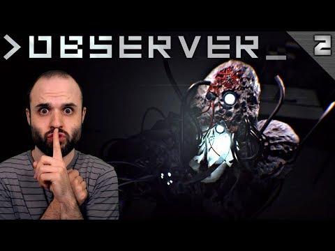 OBSERVER #2 | CONOCIENDO A LA BESTIA | Gameplay Español