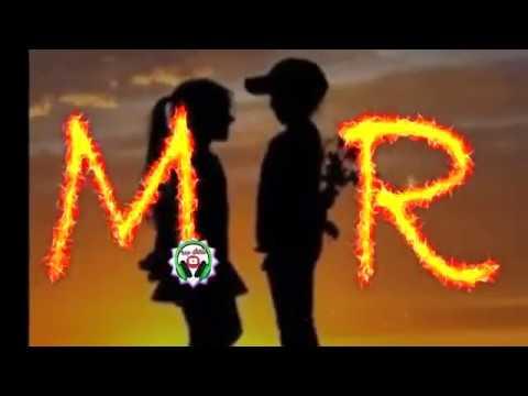 حالات واتس اب حرف M R حب وعشق اجمل حرفين M R تصميم المشتاق ميديا Youtube