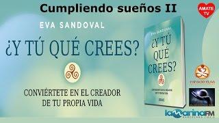 Eva Sandoval - Crea tu vida, cumple tus sueños II - Espacio Elsa Barcelona 05/05/16 AmateTv