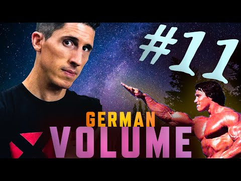 ATHLEAN-X Exposed Part 11 German Volume Training ft. Eric Helms, Shredded Sports Science