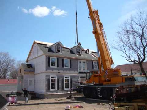 "Westchester Modular Homes of Greater Boston Sets ""The Bostonian"""