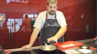 Kit-Zen & Chef Sergio Maria Teutonico - Scaloppina di Vitello al Marsala