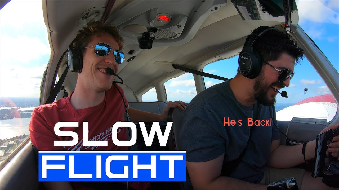 Welcoming A Student Pilot Back To The Sky