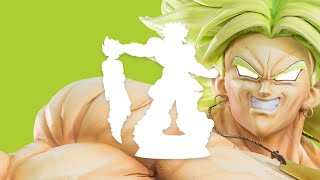 BROLY HQS+ by Tsume