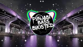 Daru Badnaam [BASS BOOSTED] Param Singh & Kamal Kahlon | Punjabi Songs 2018