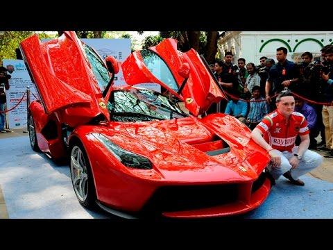 LaFerrari U2013 Most Powerful Ferrari In India For First Time