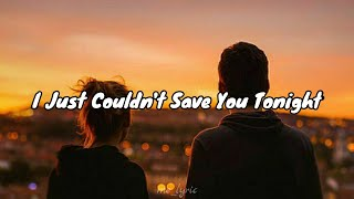 Download I Just Couldn't Save You Tonight - Ardhito pramono & Aurelie moeremans (OST Story Of Kale)