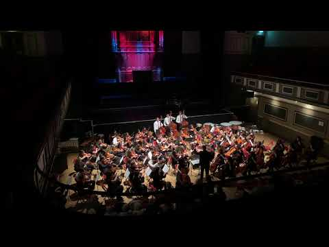 Elgar Cello Concerto - Ipswich High School