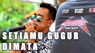 SETIAMU GUGUR DIMATA (  E.Y.E ) - Muh Adhi LIVE FATHIR jalan Kegaregea / Kayangan Kab Bantaeng