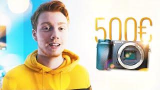 Die beste Low Budget Kamera zum Filmen 2021  