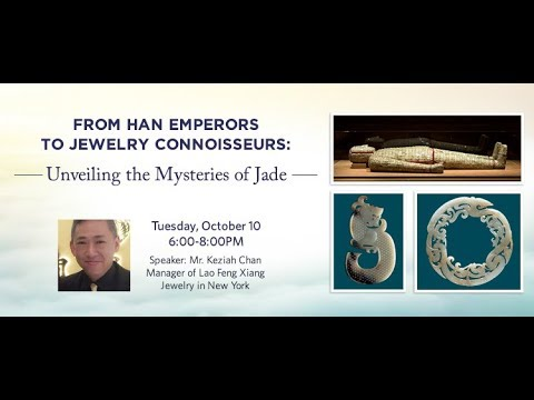 From Han Emperors to Jewelry Connoisseurs: Unveiling the Mysteries of Jade
