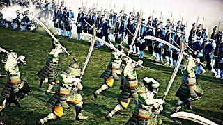 Гвардия Императора Попала В Прошлое! Shogun 2 Total War