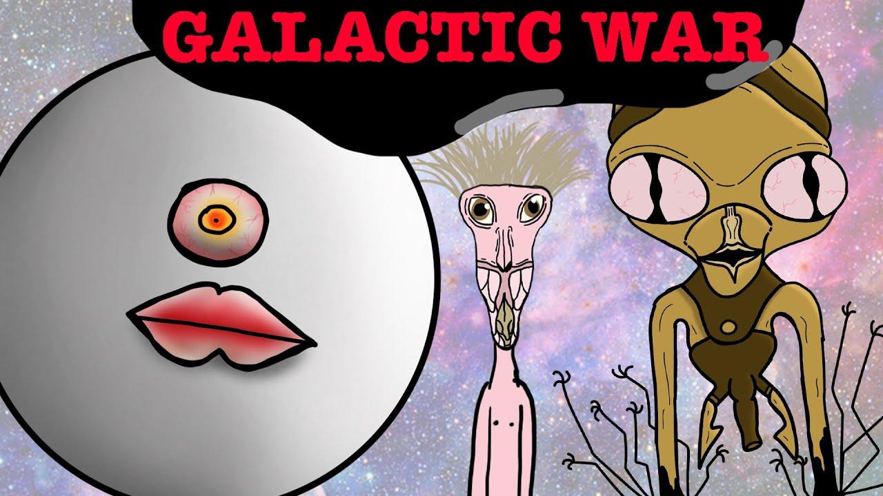 ALL TOMORROWS 2! The Asteromorph Gravital War
