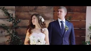 Лена и Тимур. Камерная свадьба 23 апреля 2017 г.