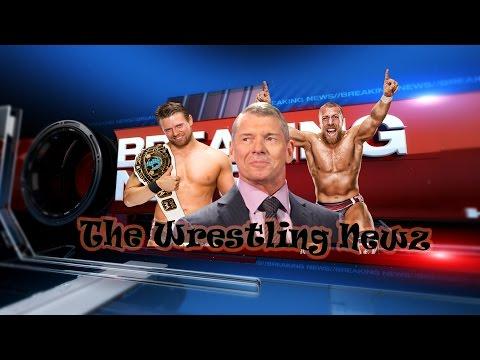 The Wrestling Newz : 20 Septembre 2016 : The Miz vs Daniel Bryan - Vince Mac Mahon
