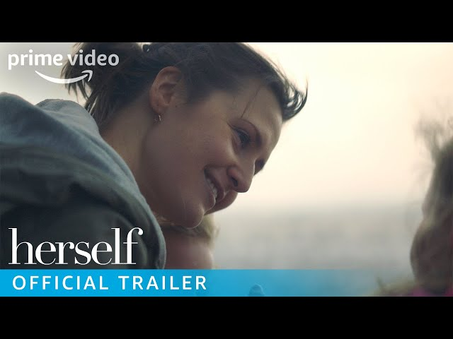 Herself Official Trailer (2021) | Prime Video