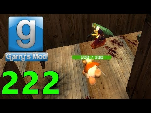 [222] GHOST + SHEEP = EVERYONE ELSE DEAD!  (GMOD TTT With Friends)