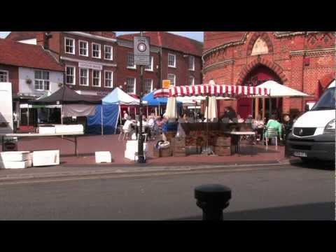 Wokingham area video tour