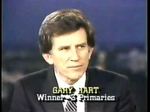 Gary Hart 1984 ElectionWallDotOrg.flv