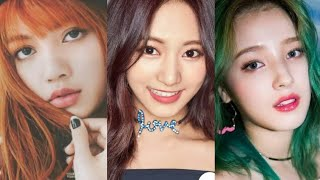 [Top 100] Most Beautiful Girls of K-pop 2019