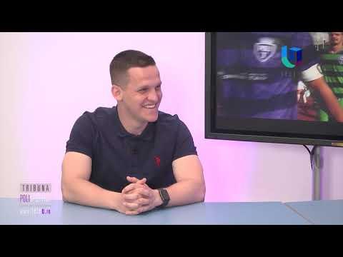 """TeleU: Vlad Nicoară la """"Tribuna polisportivă"""""""