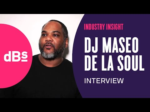 Interview - DJ Maseo of De La Soul