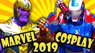 Best Marvel Cosplay - Comic Con 2019