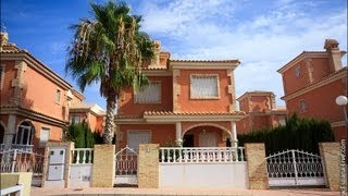 Продается дом в Playa Flamenca, купить виллу в испании на побережье Коста Бланка(, 2013-10-09T19:30:22.000Z)