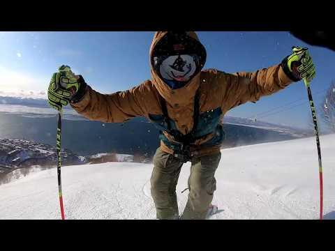 TDF2019: В ожидании свежего снега) 2019 красная сопка Камчатка