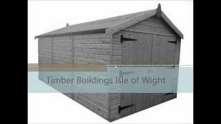 Wooden Fences - Fencing - Sheds - Timber Buildings - Isle Of Wight