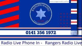 RangersRadio | Live Matchday Call In Show PT2 - Rangers v Standard Liege - Thursday 03/12/2020