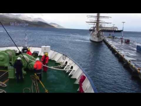 Ushuaia to the Antarctic Peninsular on the mv Ortelius - Feb. 2016