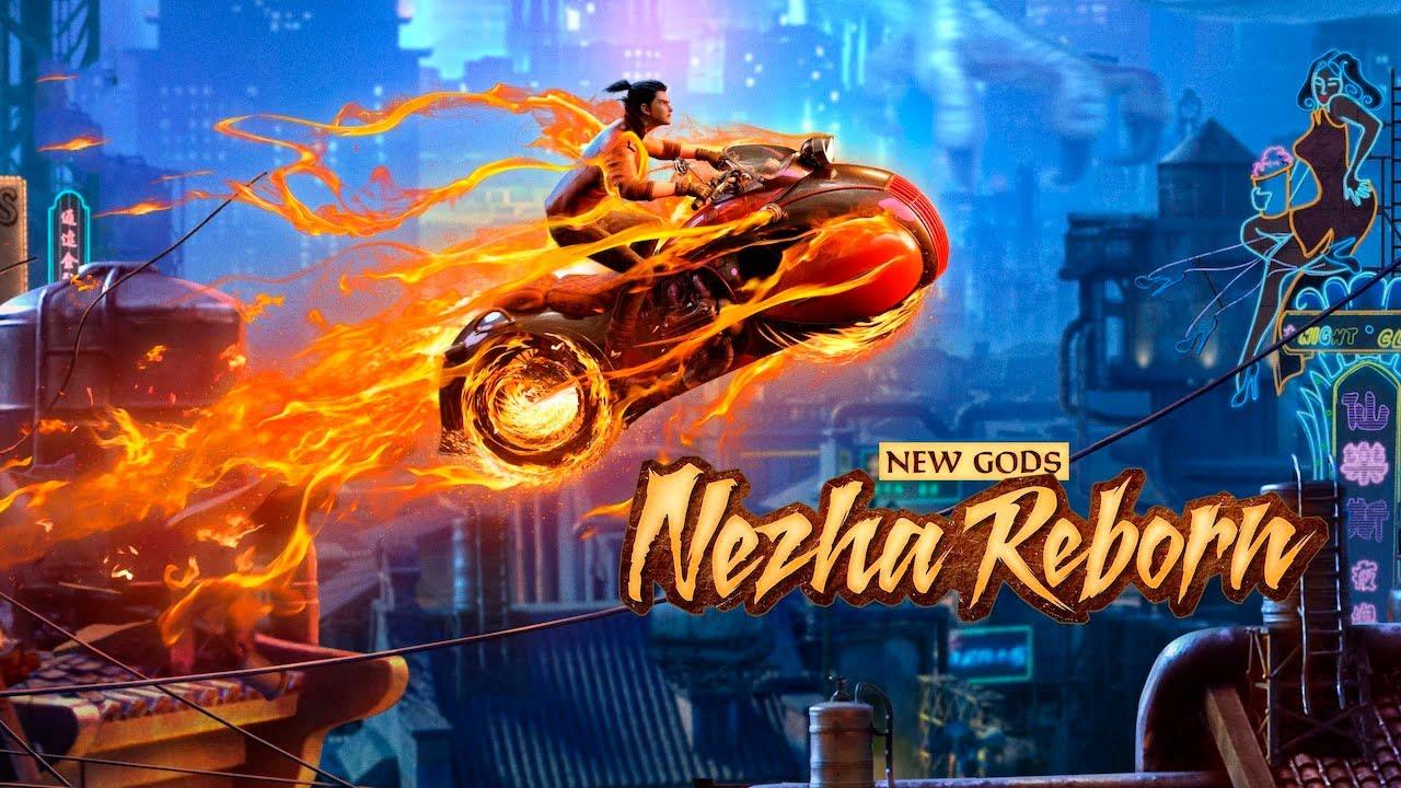 Download New Gods: Nezha Reborn   Trailer   Dublado (Brasil) [HD]