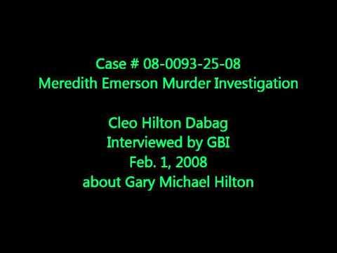 Cleo Hilton Dabag GBI Interview