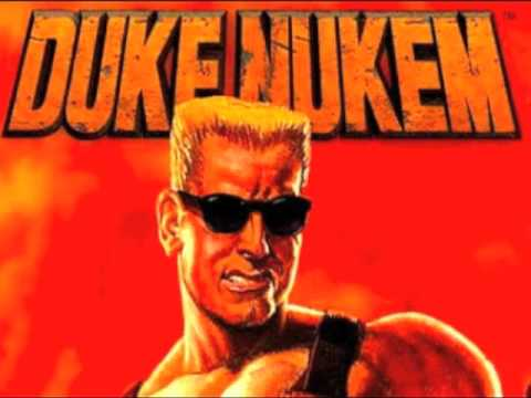 Duke Nukem Theme Cover
