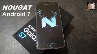 Samsung S7 arriva Nougat ufficiale | Ecco le novità