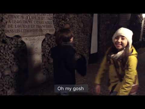 Les catacombes Paris/ Travel with kids in France/카타콤 납골당/ 파리 워킹맘/ 프랑스육아 일기/ 아이와 파리여행: Loli et Lapin