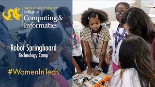 Robot Springboard Technology Camp 2019 Recap