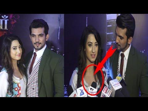 Launch Colors Of New Tv Show Ishq Mein Marjawan  With Arjun Bijlani & Alisha Panwar 2