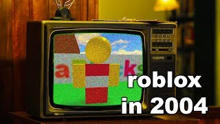 Roblox Commercials You Didn't Know Exist (2004 Commerical?)