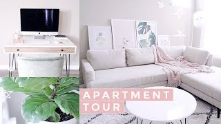 My New Apartment Tour! 🏠 2018 - Stafaband