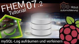 Video FHEM-Tutorial Part 7.2: mySQL-Log aufräumen und verfeinern   haus-automatisierung.com download MP3, 3GP, MP4, WEBM, AVI, FLV November 2017