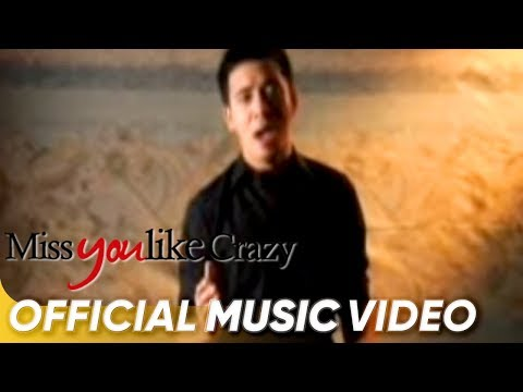 Miss You Like Crazy by Erik Santos (Official Music Video)