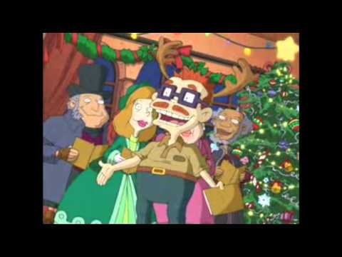 Cinematic Nutcase - The Finster Who Stole Christmas
