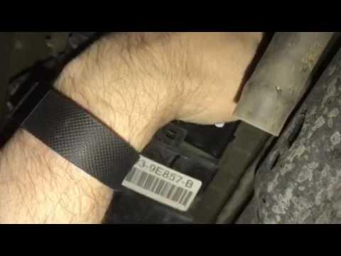 2013 Ford Fusion 1450 Alarm Code Repair Youtube