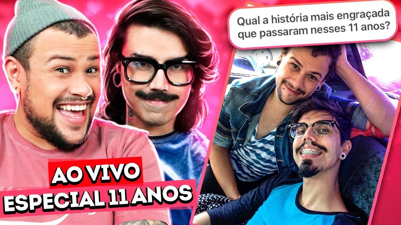 AO VIVO - ESPECIAL 'NOSSOS 11 ANOS JUNTOS' | Diva Depressão