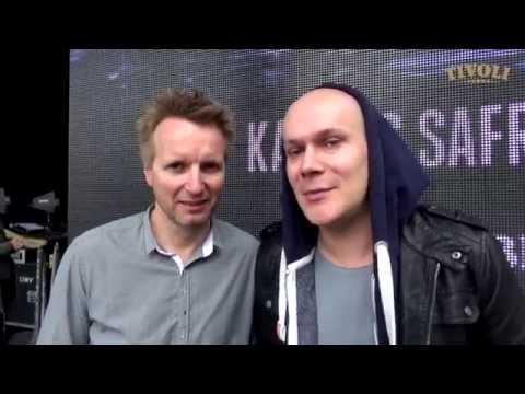 Fredagsrock: Video-hilsen fra Kato & Safri Duo
