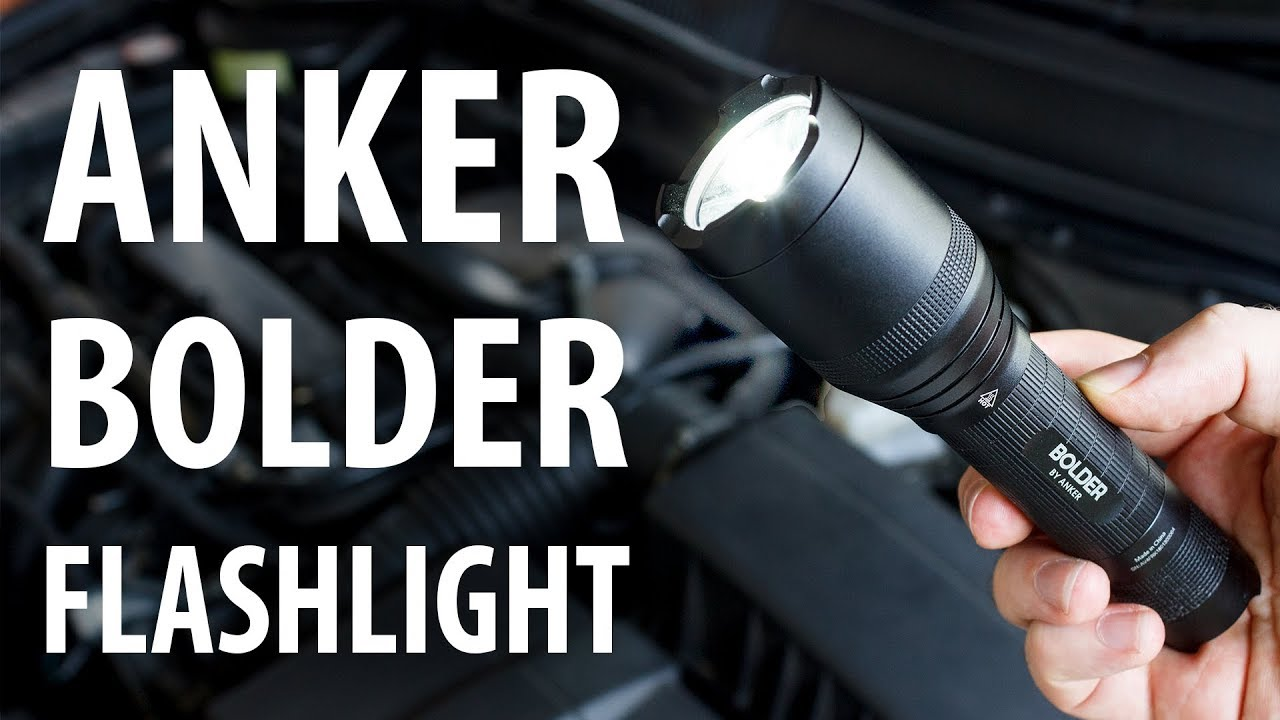 Brightest and Best LED Tactical Flashlights,Super Bright 2200 High Lumens CREE L2 Bulb,USB Rechargeable Handheld Torch,Waterproof,Portable,Zoomable with 4 Light Modes for Outdoors Camping Hiking