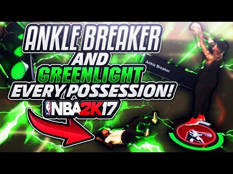 ANKLE BREAKER AND GREEN EVERY POSSESSION!! MOST OP GRAND BADGE!!